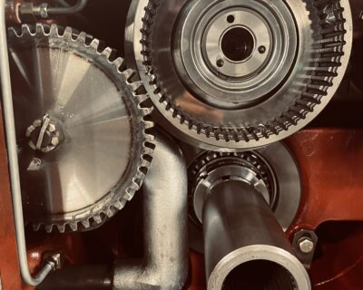 Jan 2021 Classic Ford 8630 – 30 series transmission rebuild (Funk transmission)