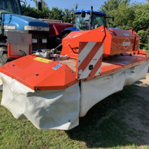 2008 Kuhn FC 313 Mower Conditioner Front Mounted