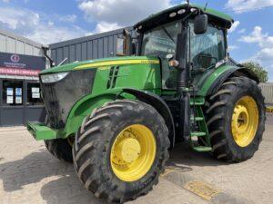 2014 John Deere 7280R 50 Kph Autopower
