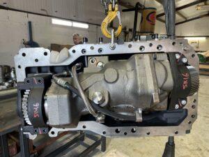 Genuine CNH Hydro Unit to fit New Holland Auto-command Case Puma CVX  Complete