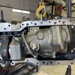 Genuine CNH Hydro Unit to fit New Holland Auto-command Case Puma CVX  Complete 87494641 , 84536173 , 84228195