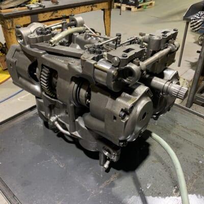 Swinnerton Machinery Are Now Able to Repair Fendt Vario /Massey Ferguson Dyna VT Transmissions.