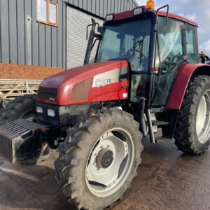 2002 Case Steyr CS 78 Only 6100Hrs 4WD Very Tidy Tractor