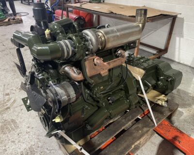 Jan 2021 Engine and Gearbox Overhaul From Trantor Series 2